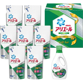 その他 P&G アリエール液体洗剤部屋干し用ギフトセット(包装・のし可) 4902430776783【納期目安:1週間】