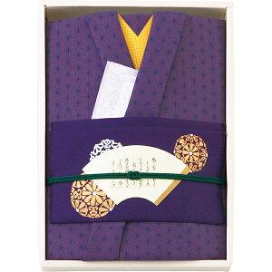 その他 彩美きもの姿 ふろしき・ふくさセット 紫(包装・のし可) 4517117005898