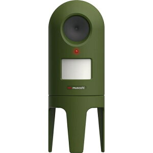 ムサシ 猫しっし 猫よけ 超音波スピーカー REP-600 4954849356001
