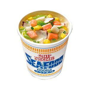 その他 【まとめ買い】日清食品 カップヌードル 箱売 シーフードヌードル 1箱(74g×20個) ds-1098821
