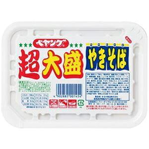 その他 (まとめ)まるか食品 ぺヤング ソースやきそば 超大盛 1箱(12個)【×2セット】 ds-2182137