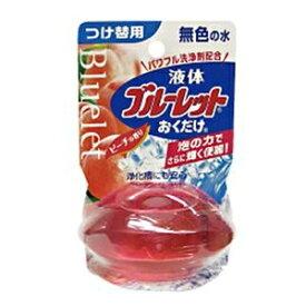 その他 (まとめ)小林製薬 液体ブルーレット つけ替え用 ピーチの香り【×10セット】 ds-2182994