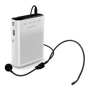 WINTECH ポータブルハンズフリー拡声器 KMA-210