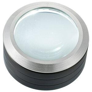 オーム電機 LEDデスクルーペ(ブラック) LH-M10DL-3K