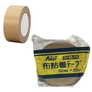 株式会社水上 日本製布ガムテープ ファースト布テープ 50mm幅×25m巻 [30巻入] 0355-00103