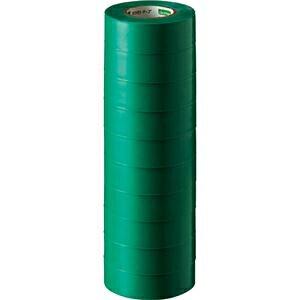 その他 (まとめ) オカモト ビニールテープ No.470 19mm×10m 緑 No.470-19x10 ミドリ 1パック(10巻) 【×30セット】 ds-2236966