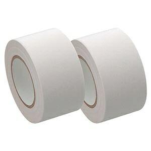 その他 (まとめ) ヤマト メモック ロールテープ 再生紙タイプ つめかえ用 25mm幅 白 R-25H-5 1パック(2巻) 【×30セット】 ds-2237120