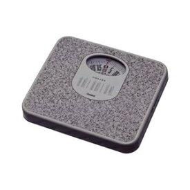 その他 体重計/ヘルスメーター 【アナログ】 コンパクト 電池交換不要 点調節つまみ付き ストーンホワイト ds-2250634