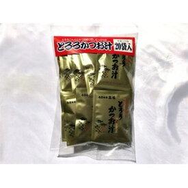 その他 とろろかつお汁(20p)×2袋セット ds-2201714