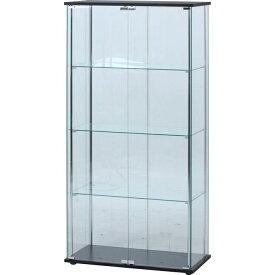 不二貿易 ガラスディスプレイケース(クリア) FJ-98882