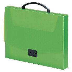 リヒトラブ バッグ A4 黄緑 A-5005-6 4903419839291