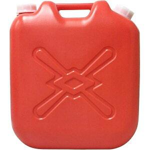 北陸土井工業 灯油缶 赤 18L ポリタンク 6個セット【沖縄・離島配達不可】 4977767220230-6