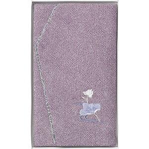 その他 洛北 刺繍入り金封ふくさ(紫蓮) H033B(包装・のし可) 4582172812071