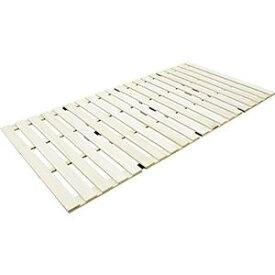 その他 すのこベッド 桐 すのこマット 折りたたみ 4つ折りタイプ シングル(幅100cm) ds-2264088