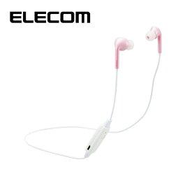 エレコム Bluetoothイヤホン/カジュアル/PINKPINKPINK/携帯/スウィート LBT-HPCP31MPP3