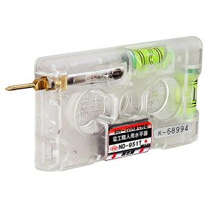 KOD 電工職人用水平器 検電付 (ND-951T) 4993711584661