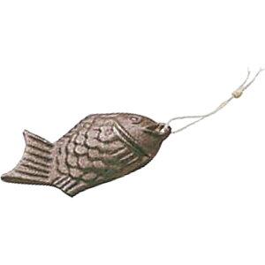 鳥部製作所 【メール便での発送商品】 鉄の健康鯛 4960579801100