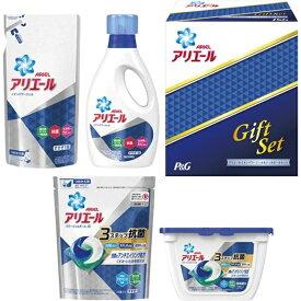 その他 P&G アリエールイオンパワージェル&ジェルボールセット PGID-25Y(包装・のし可) 4904740520773