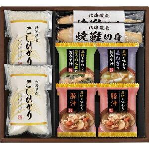 その他 新潟県産こしひかり 食卓彩セット KFK-30(包装・のし可) 4983740102042