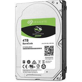 "Seagate 内蔵HDD 4TB 2.5"" S-ATA ST4000LM024"