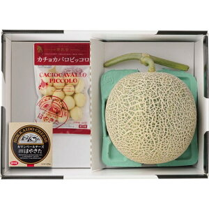 その他 選べる北海道ギフト 北海道メロン+北海道チーズ 0000-020211(包装・のし可) 11836442