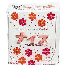 ちり紙 ナイス 800枚×12袋 7-6938-51【納期目安:1週間】
