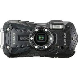 その他 リコーイメージング 防水デジタルカメラ WG-60 (ブラック) WG-60BK ds-2339229
