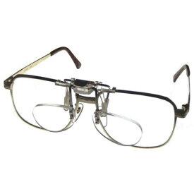 その他 日本製 ワンタッチシニアグラス老眼鏡 ism(イズム) フォローグラス レギュラー +2.50 CMLF-4899br