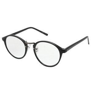 その他 RESA レサ 老眼鏡に見えない 40代からのスマホ老眼鏡 丸メガネタイプ ブラック RS-09-2 +1.00 CMLF-1096212【納期目安:1週間】