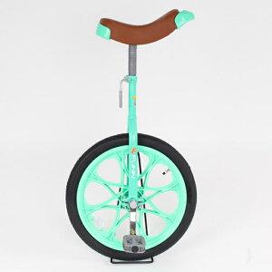 21Technology 一輪車 18インチ 子供用プレゼント スタンド付き (一輪車IR18-グリーン) 4562320218764