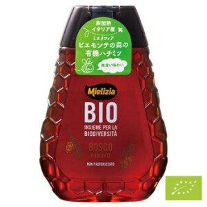 その他 ミエリツィア イタリア産ピエモンテの森の有機ハチミツ スクィーザーボトル 250g 6個セット C8-47 CMLF-1565368【納期目安:1週間】