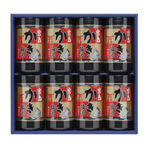 その他 やま磯 海苔ギフト 宮島かき醤油のり詰合せ 宮島かき醤油のり8切32枚×8本セット CMLF-1639436