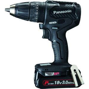 トラスコ中山 Panasonic デュアル 充電振動ドリルドライバー 18V 3.0Ahセット tr-2063917