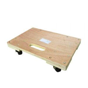 その他 木製平台車 TC-4530 CMLF-1105162【納期目安:1週間】