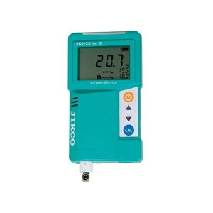 その他 酸素濃度計 JKO-25Ver3 JKO-25ML3 61-4669-32【納期目安:1週間】