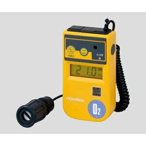 その他 酸素濃度計(投げ込み式) 1m(カールコード式) XO-326sB 1-8752-02【納期目安:1週間】