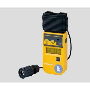 その他 酸素濃度計(投げ込み式) 5m(本体巻取式) XO-326sA 1-8752-01【納期目安:1週間】
