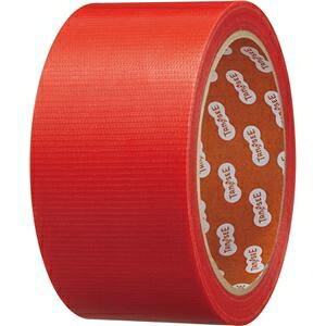 その他 TANOSEE カラー養生テープ 50mm×25m 赤 1セット(30巻) ds-2357520