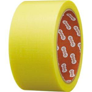 その他 (まとめ)TANOSEE カラー養生テープ 50mm×25m 黄 1巻 【×10セット】 ds-2361772
