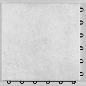 TOTO タイルユニット「バーセア MUシリーズ」300×1枚角ユニット(10枚セット)(ベイクホワイト) AP30MU04UFJ