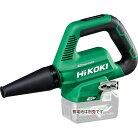 【あす楽対応_関東】HiKOKI(日立工機) 36V 充電式ブロワ 小型 軽量 低騒音 風量3段切替 蓄…