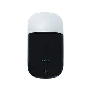 ROA スマートフォン UV除菌器 Dr.カプセル ブラック ds-2386973