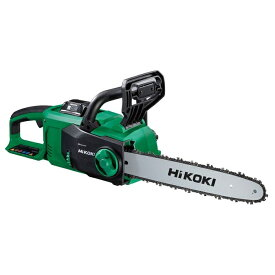 HiKOKI(日立工機) 【職人さん応援キャンペーン!!】36V コードレスチェンソー ガイドバー 350mm ダイレクトドライブ 蓄電池1個、急速充電器付 CS3635DB(XP)