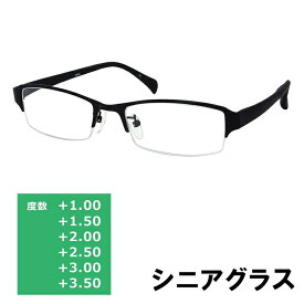 UN-22 シニアグラス +1.00・Z70136 CMLF-1101168【納期目安:2週間】