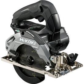 HiKOKI(日立工機) 【職人さん応援キャンペーン!!】36V 125mm コードレス丸のこ 高速7000回転 ベース一体型 ストロングブラック Bluetooth蓄電池2個 急速充電器 システムケース4 集じんアダプタ チップソー黒鯱付 C3605DA(SK)(2XPBS)