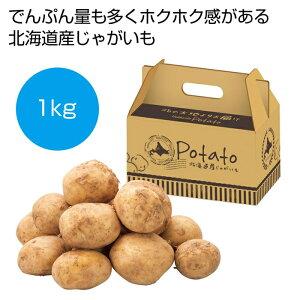 【16個セット】北海道産じゃがいも1kg 2561730