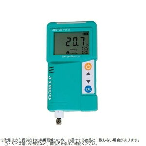 酸素濃度計 JKO-25Ver3 校正証明書付 JKO-25ML3 61-4669-32-20【納期目安:1週間】