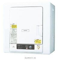 日立4kg衣類乾燥機(ピュアホワイト)DE-N40WX-W