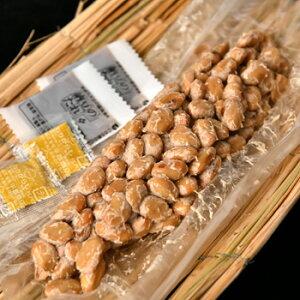 大粒納豆です。自然水納豆菰野スーパーロマン・森の番人仕込水納豆