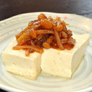 すき焼きえのき納豆